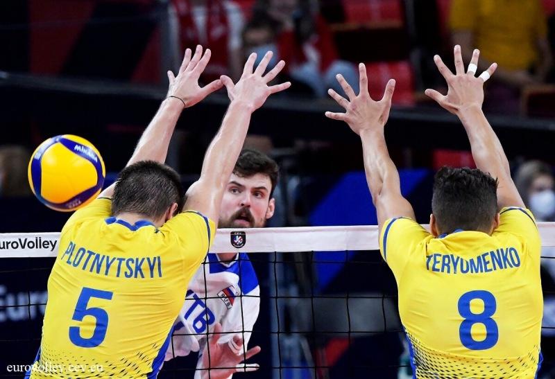 Волейбол. ЧЕ 2021. Победа над Украиной. Битва с Польшей