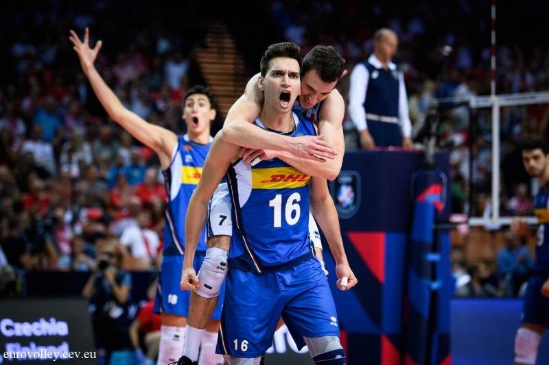 Волейбол. ЧЕ2021. Невероятная победа итальянцев в Польше