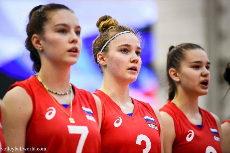 Волейбол. ЧМ U18. Четвертьфинал с Польшей