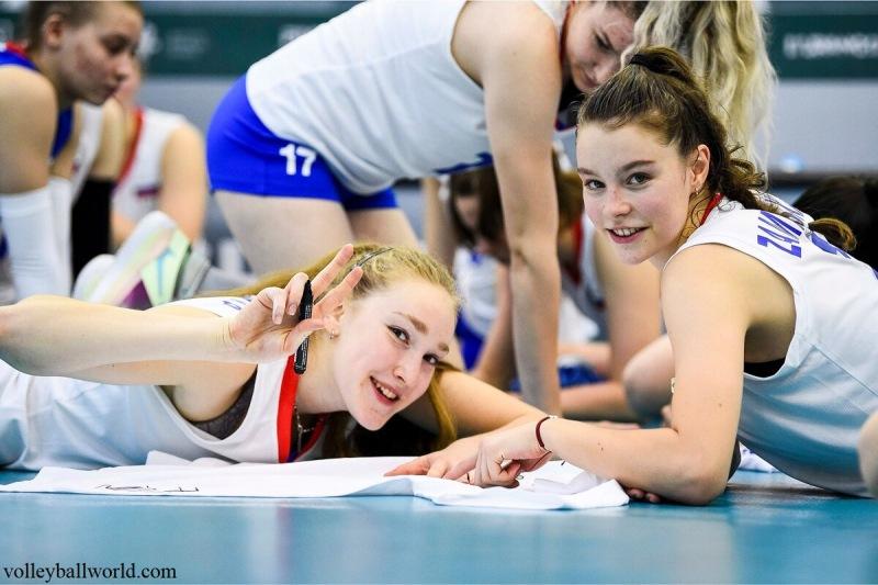 Волейбол. ЧМ U18. Сыграем за золото с Италией