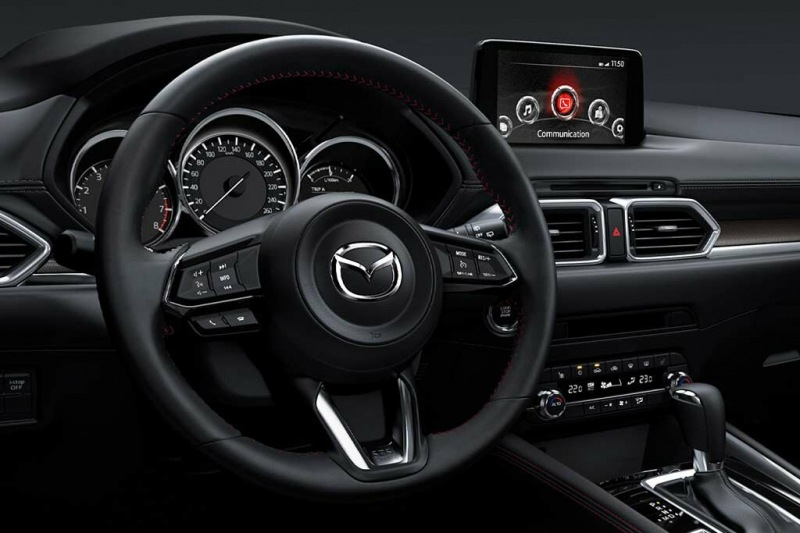 Mazda CX-5 II. Отзыв владельца.
