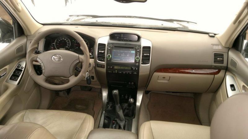 Toyota Land Cruiser Prado 120. Стоит ли покупать? Мнение бывшего хозяина.