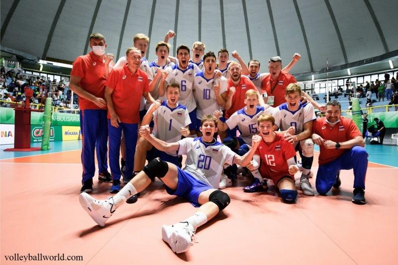 Волейбол. ЧМ U21. Классический финал с Италией