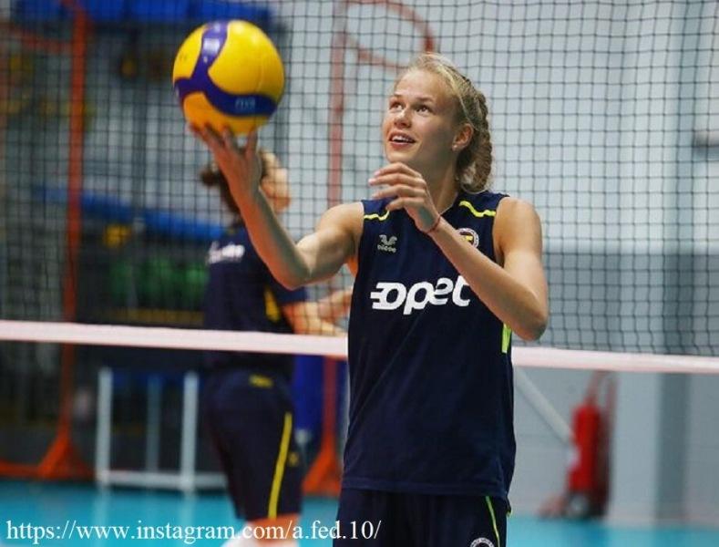 Волейбол. Приключения Федоровцевой и Лазаревой в Турции